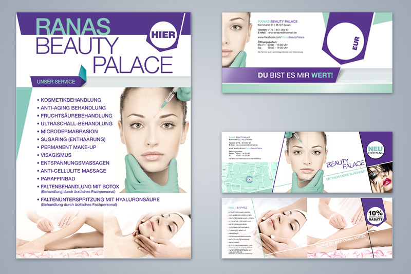 Ranas Corporate Design